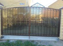 Ворота ул.Белокаменная д.27