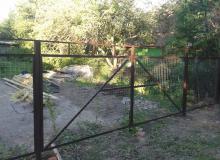 Забор п.Нагорный Химиков