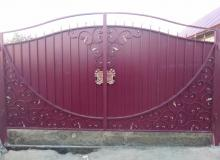 Ворота д.Каюки