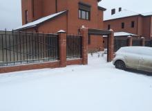 Забор Казанская усадьба