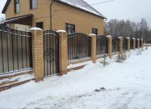 Забор Медецинский городок