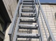 Пожарная лестница ДОУ
